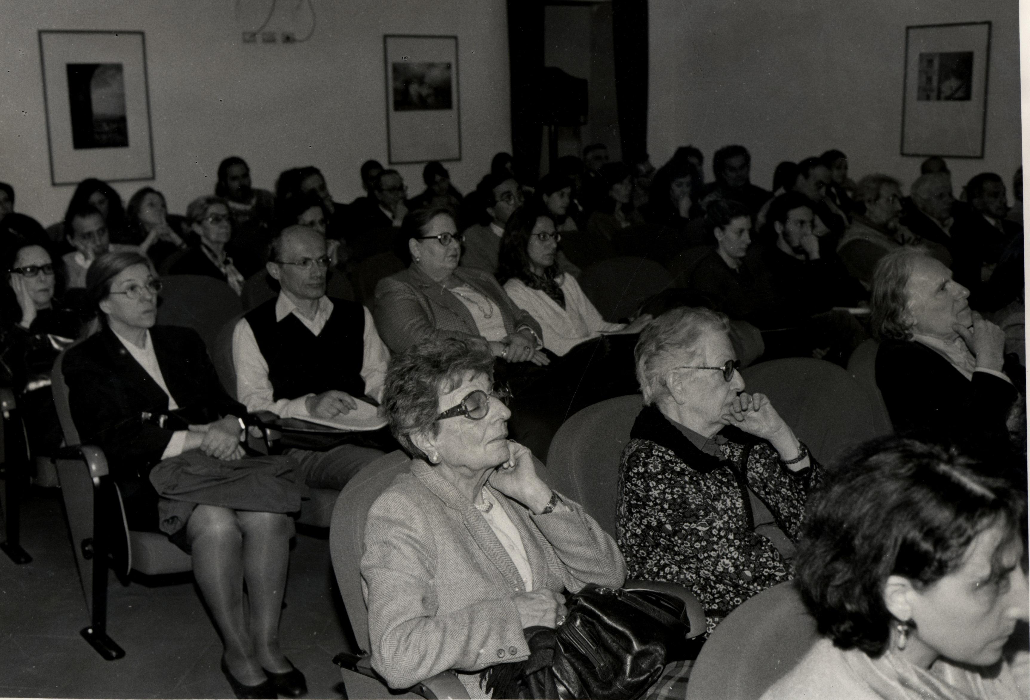 conferenza crispolti il pubblico