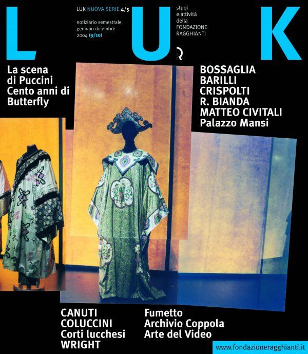 LUK n. 4/5 (9/10), gennaio-dicembre 2004