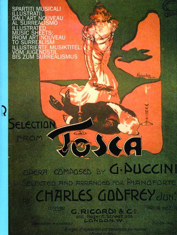 Spartiti Musicali Illustrati: dall'Art Nouveau al Surrealismo