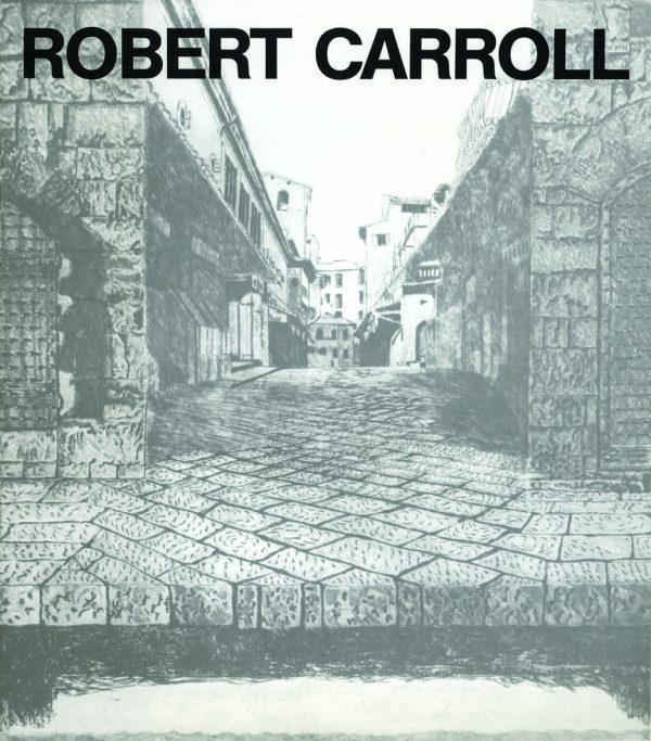 Robert Carroll. Le città di Carroll