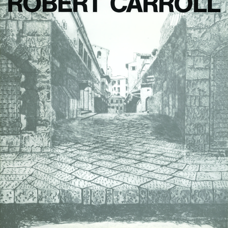 3 ROBERT CARROL. LE CITTA