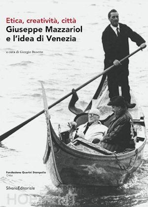 giuseppe mazzariol_copertina libro