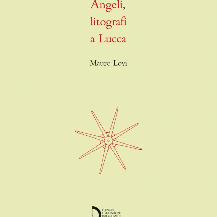 Angeli litografi – copertina