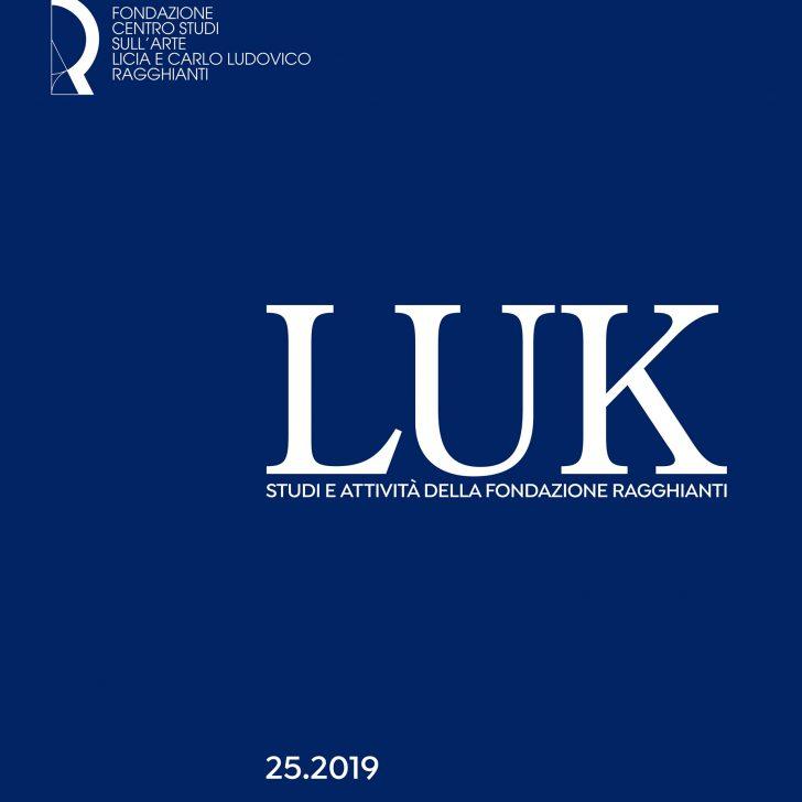 copertina Luk 25